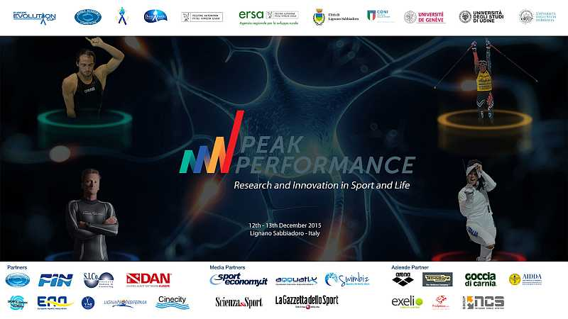 Locandina Peak Performance 2015
